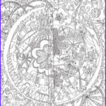 Adult Coloring Posters Cool Photos 54 Best Images About Po Doodle Art On Pinterest