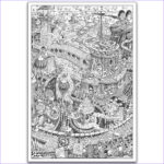 Adult Coloring Posters Cool Photos Wildergorn Giant Coloring Posters Absolutely Fantastic