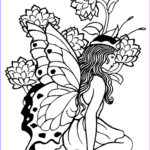 Adult Coloring Sheets Awesome Collection Printable Adult Coloring Pages Fairy Coloring Home