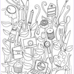 Adult Coloring Supplies Beautiful Stock Free Coloring Book Pages For Adults