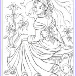 """Adult Disney Coloring Books Beautiful Photography Icolor """"princesses"""" 9692×910"""