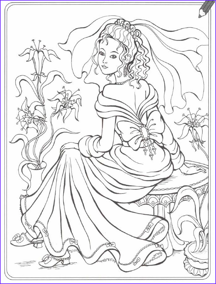 """Adult Disney Coloring Books Beautiful Photography Icolor """"princesses"""" 9692x910"""