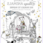 Adult Disney Coloring Books New Image Art Therapy Disney Animals