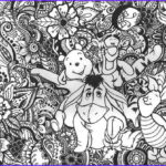 Adult Disney Coloring Books New Photos 661 Best Disney Coloring Pages Images On Pinterest