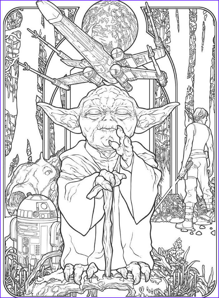 Adult Star Wars Coloring Book Elegant Photography 16 Best Coloriage Images On Pinterest