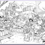 Adult Superhero Coloring Book Beautiful Photography Disneyland Coloring Pages Coloringsuite