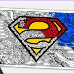 Adult Superhero Coloring Books Awesome Gallery Coloring Books For Adults Printable By Differentstrokesarts