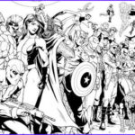 Adult Superhero Coloring Books Beautiful Photography Ultimate Avengers Coloring Pages Bing