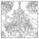 Adult Themed Coloring Books Beautiful Stock Christmas Themed Adult Coloring Book With Christmas Cd