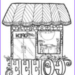 Adult Themed Coloring Books Cool Photos Grab These Adult Coloring Pages In A Coffee Theme