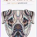 Adult Themed Coloring Books Inspirational Photos 10 Dog Themed Coloring Books For Adults Diycandy
