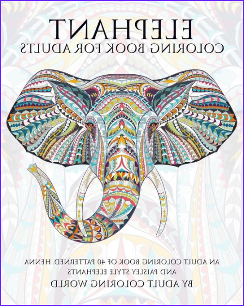 Adults Coloring Book Images Awesome Photos Elephant Coloring Book for Adults An Adult Coloring Book