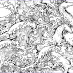 Adults Coloring Book Images Beautiful Collection 10 Intricate Adult Coloring Books To Help You De Stress