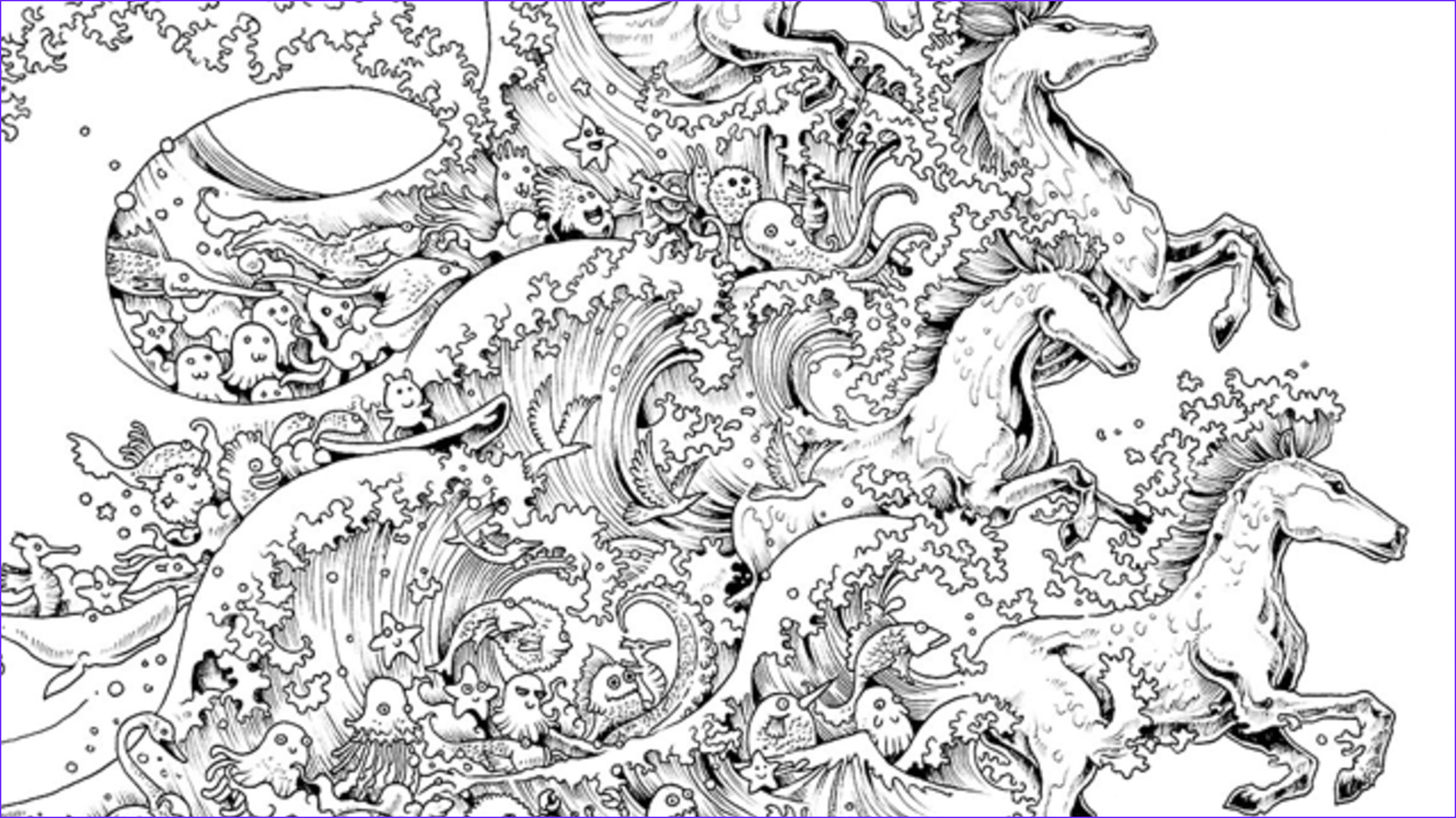 10 intricate adult coloring books help you de stress