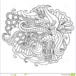 Adults Coloring Book Images Inspirational Collection Coloring Pages For Adults Decorative Hand Drawn Doodle
