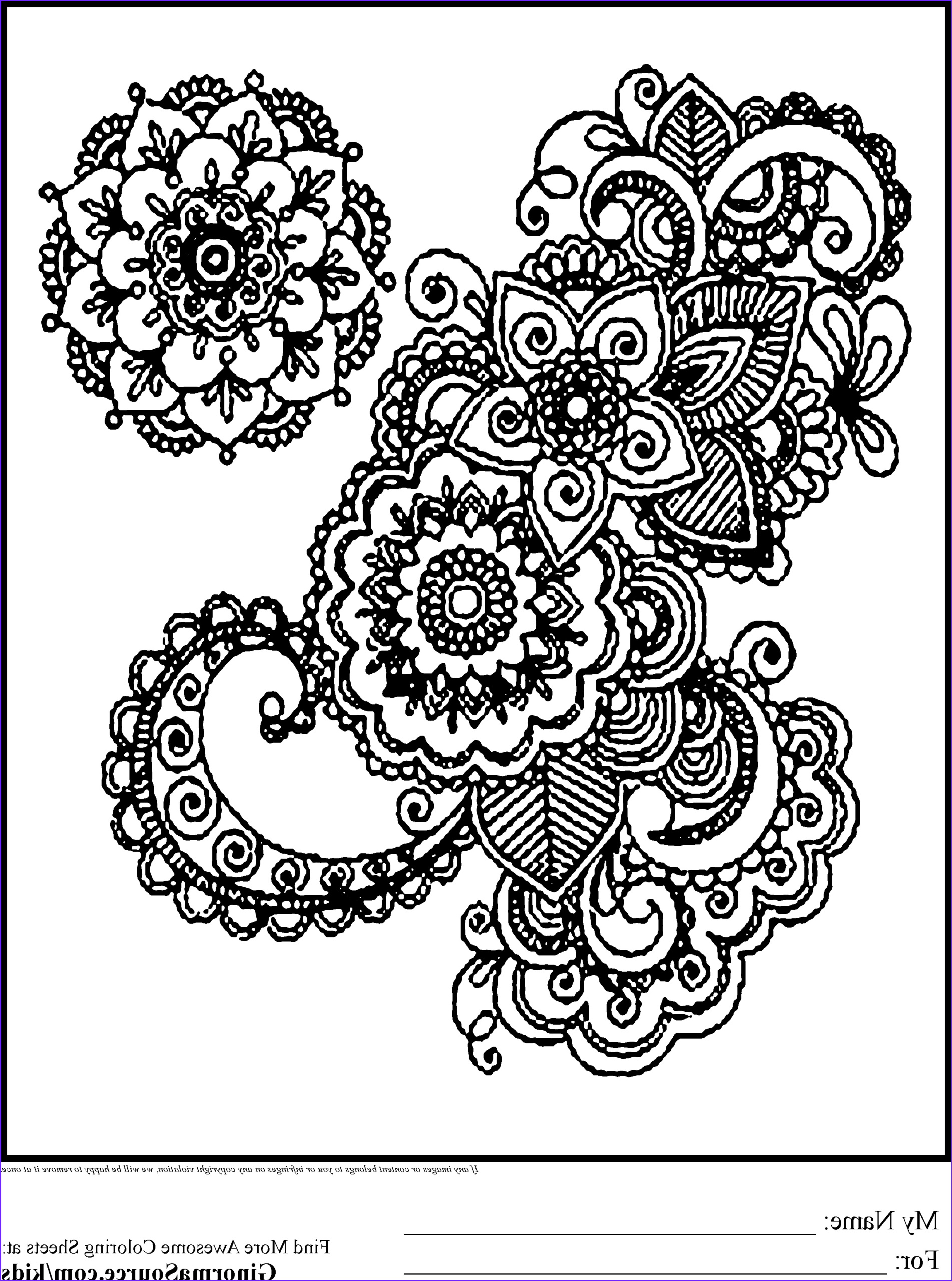 Advanced Coloring Pages Awesome Collection Advanced Coloring Pages for Kids