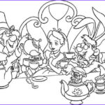 Alice In Wonderland Coloring Awesome Photos Free Printable Alice In Wonderland Coloring Pages