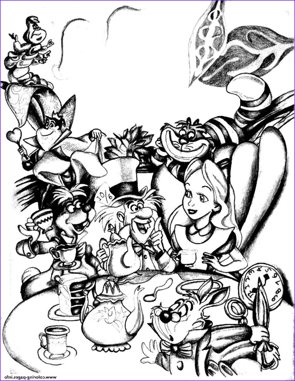 Alice In Wonderland Coloring Best Of Photography Adult Disney Drawing Alice In Wonderland Coloring Pages