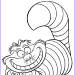 Alice In Wonderland Coloring Cool Collection Fun Coloring Pages Alice In Wonderland Coloring Pages