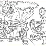 Alice In Wonderland Coloring Inspirational Image Fun Coloring Pages Alice In Wonderland Coloring Pages