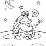 Alien Coloring Book Beautiful Photography Alien Coloring Pages Hellokids