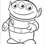 Alien Coloring Book Elegant Stock Toy Story Coloring Page For Kids — Mister Coloring