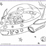 Alien Coloring Book Inspirational Images 1000 Images About Coloring On Pinterest