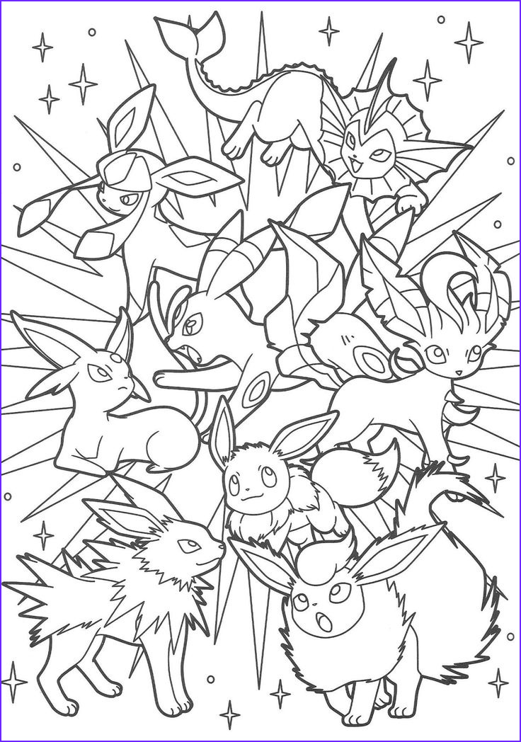 All Coloring Pages Cool Photos Pokémon Scans From Pacificpikachu S Collection