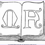 Alpha And Omega Coloring Pages Beautiful Photos The Alpha And Omega In Holy Scripture