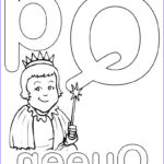 Alphabet Coloring Book Beautiful Image Letter Q Alphabet Coloring Pages 3 Free Printable