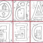 Alphabet Coloring Book Cool Photos Bible Alphabet Coloring Pages Free