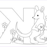 Alphabet Coloring Book Inspirational Image Free Printable Alphabet Coloring Pages For Kids Best