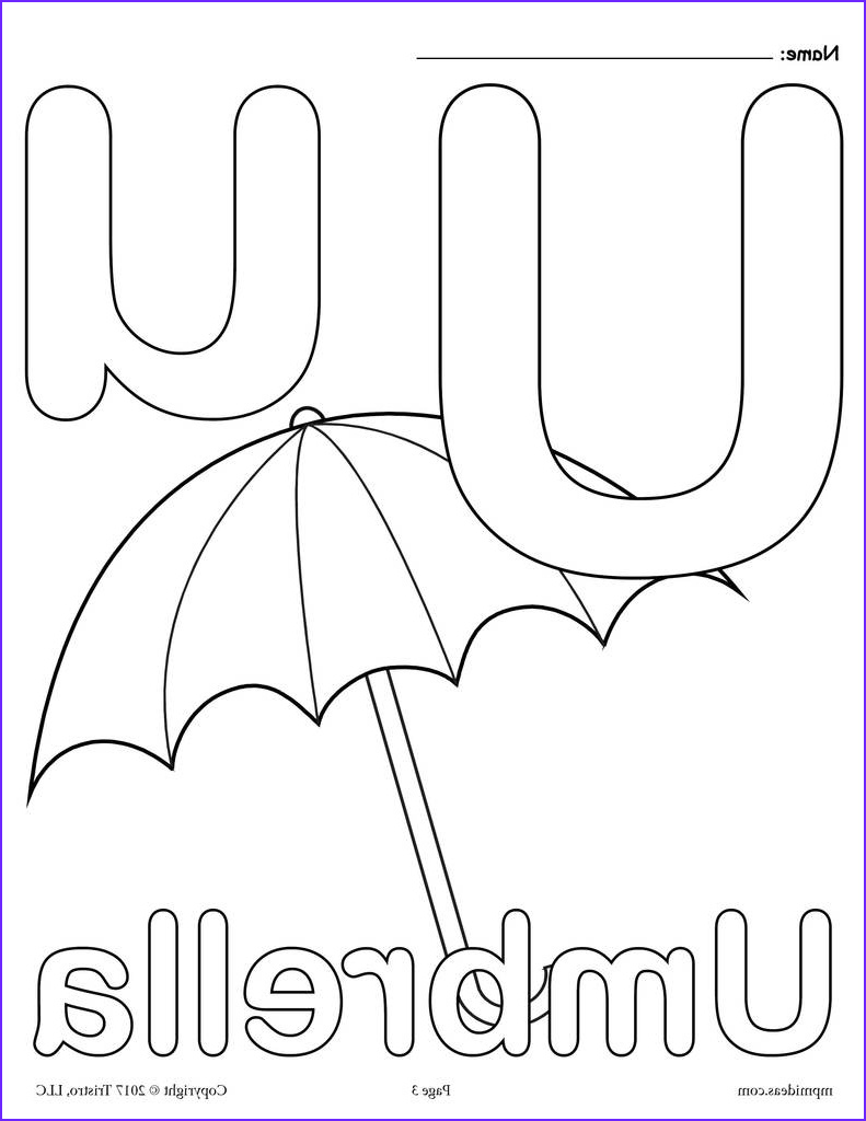 letter u alphabet coloring pages 3 free printable versions a7524