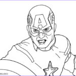 America Coloring Pages Awesome Stock Free Printable Captain America Coloring Pages For Kids