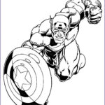 America Coloring Pages Best Of Image 34 Captain America Color Page Captain America Coloring