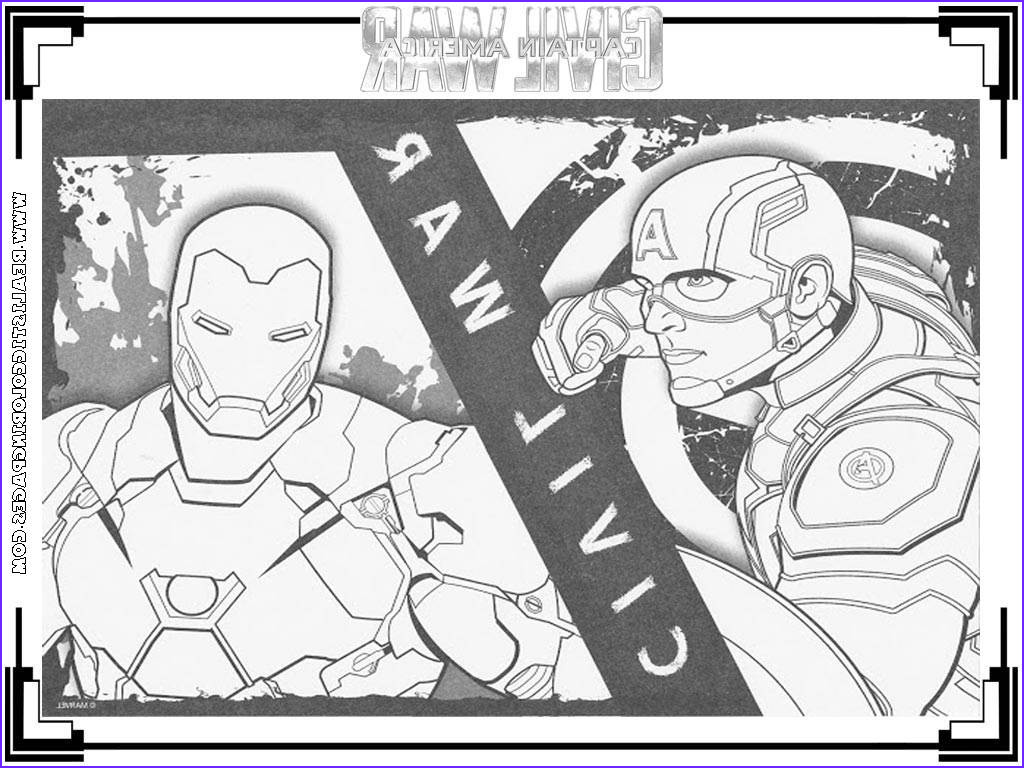 America Coloring Pages Best Of Images Captain America Civil War Printable Coloring Pages