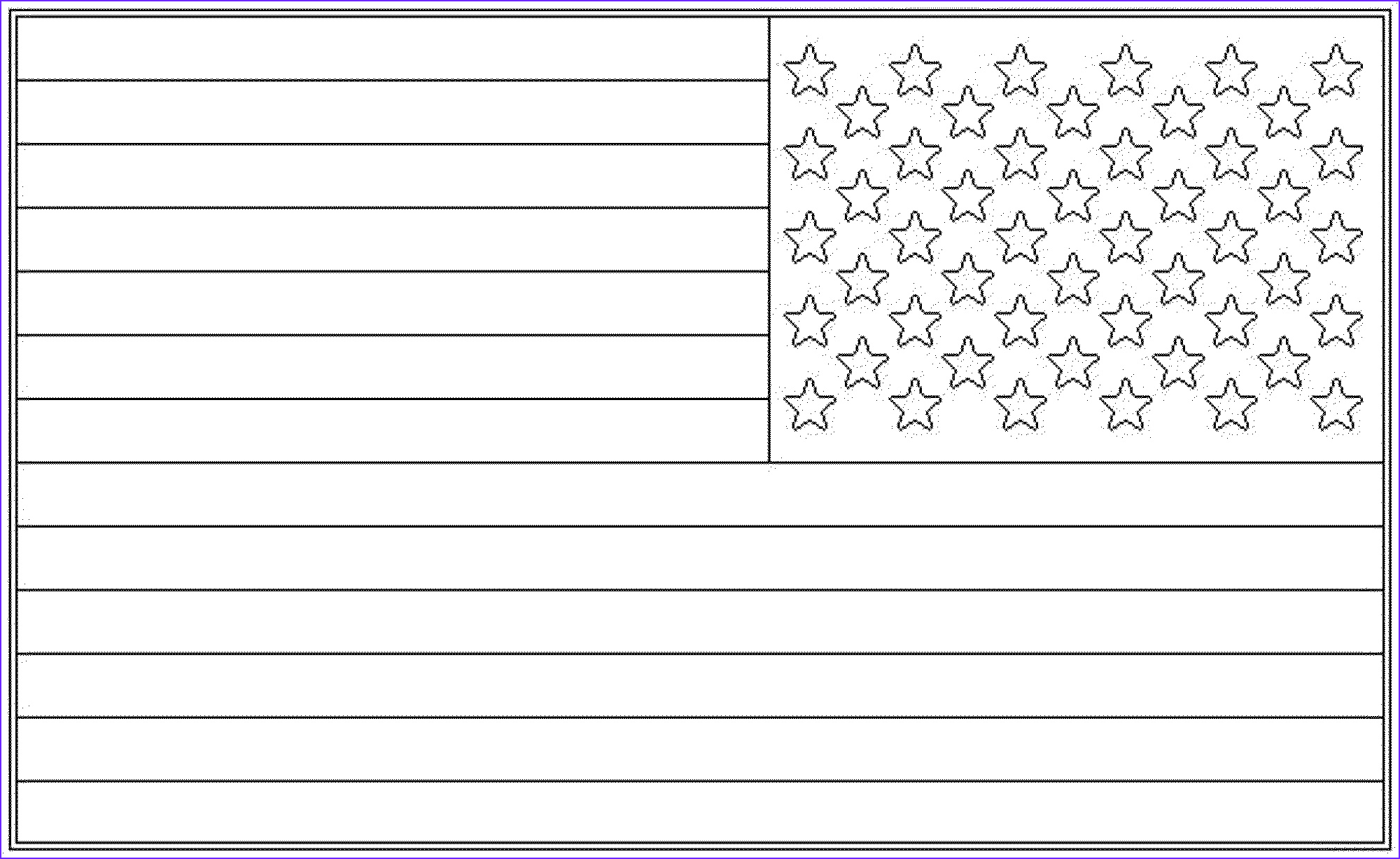 American Flag Coloring Page Beautiful Images American Flag Coloring Page for the Love Of the Country