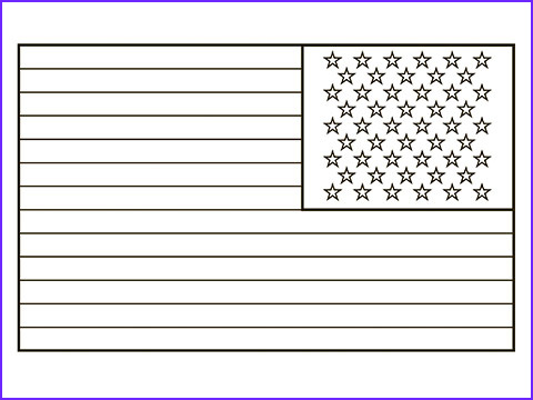 American Flag Coloring Page Inspirational Stock Free American Flag Coloring Pages