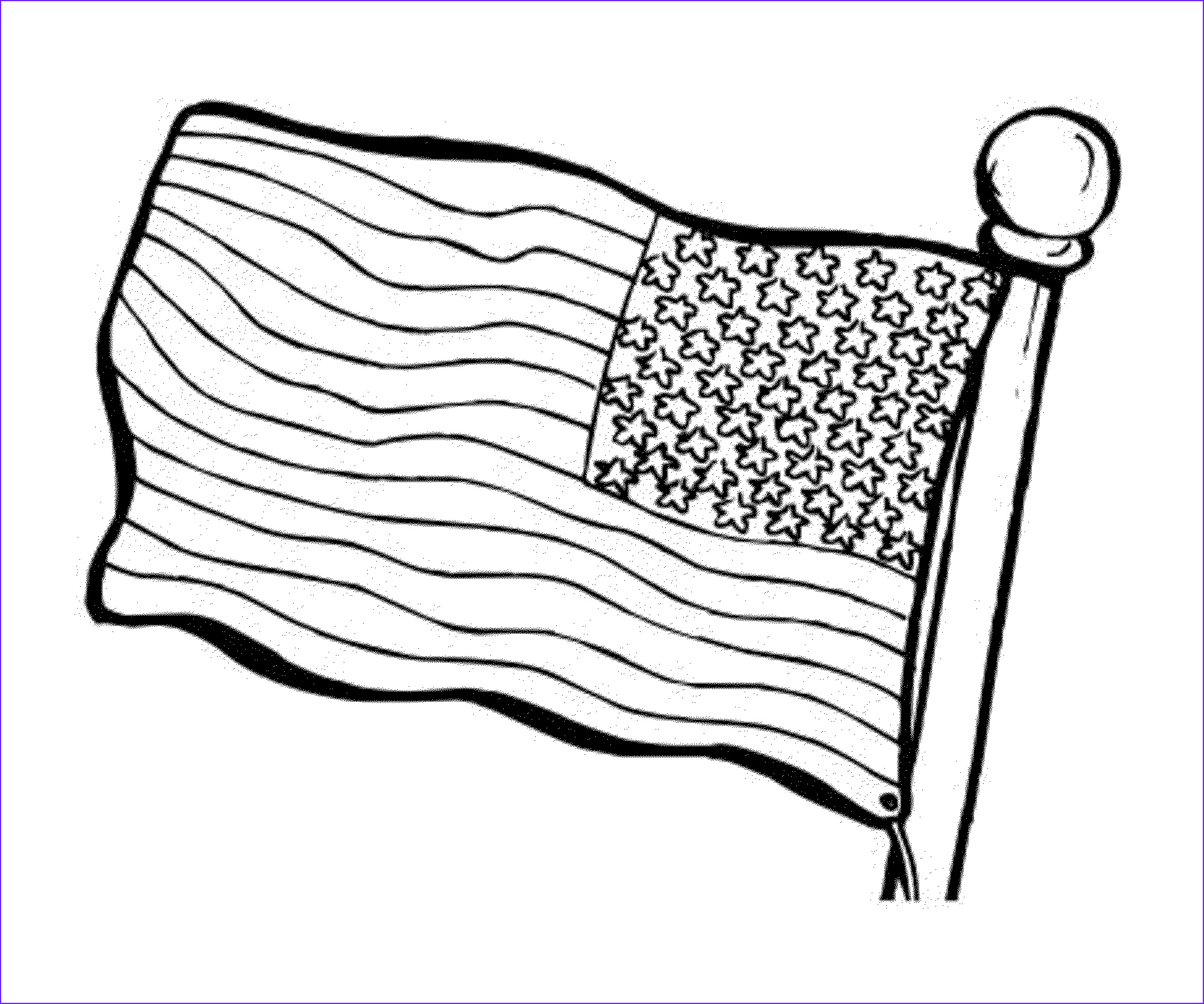American Flag Coloring Page New Stock original American Flag Coloring Page
