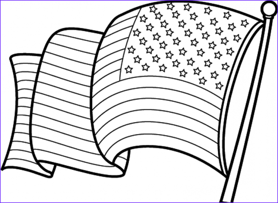 american flag coloring pages to print for kids