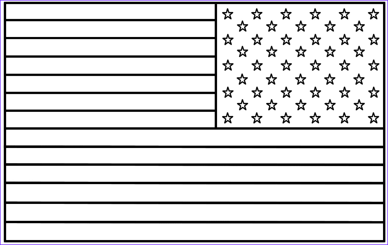 best american flag coloring pages printable
