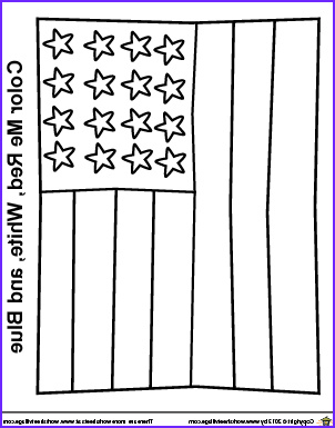 American Flag Coloring Pages New Photos Simple American Flag Coloring Page