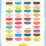 Americolor Gel Food Coloring Beautiful Collection 98 Best Charts Images On Pinterest