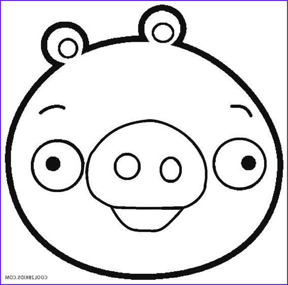 Angry Birds Coloring Book Inspirational Images Printable Angry Birds Coloring Pages for Kids