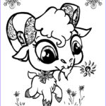 Animal Coloring Books Inspirational Gallery Quirky Artist Loft Cuties Free Animal Coloring Pages