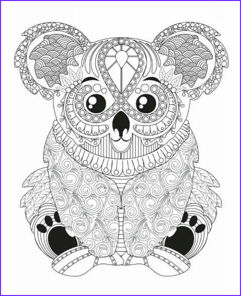 coloring pages to print animals