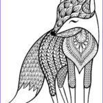 Animal Coloring Pages For Adults New Images Coloring Pages Animals For Adults
