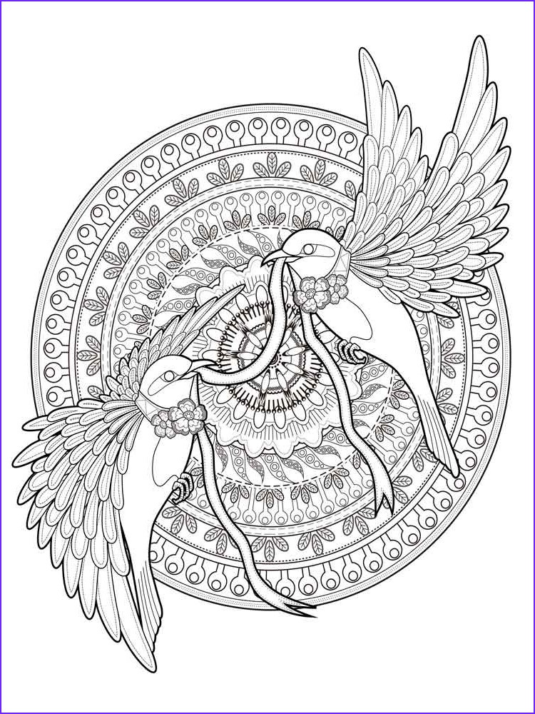 Animal Mandala Coloring Book Awesome Images Animal Mandala Coloring Pages Best Coloring Pages for Kids