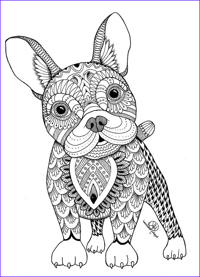 animal coloring pages doodle