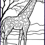 Animals Coloring Page Beautiful Collection Kids N Fun